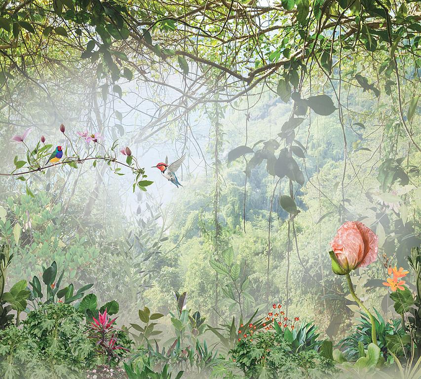 картинки на стену природа и цветы подарком день вдв